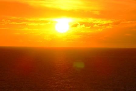 Last Minute El Hierro Sonnenuntergang