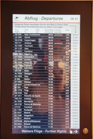 Jetzt Reiseschnäppchen vom Flughafen Frankfurt online buchen